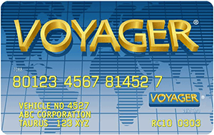 Voyager Fleet Card